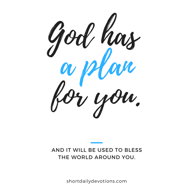 graphic relating to Printable Daily Devotions for Youth titled Jeremiah 29:11-13 - Gods Ideas For By yourself Day-to-day Devotional
